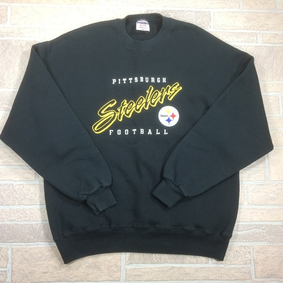 size 40 24fdc 59804 Pittsburgh Steelers NFL Heavyweight Sweatshirt